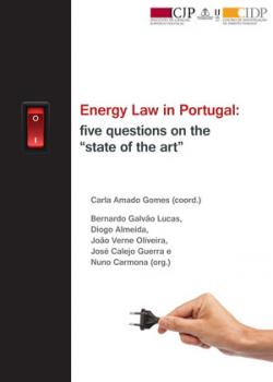 Energy Law in Portugal - e-book cover