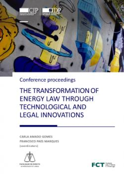 e-Book THE TRANSFORMATION OF ENERGY LAW THROUGH TECHNOLOGICAL AND LEGAL INNOVATIONS